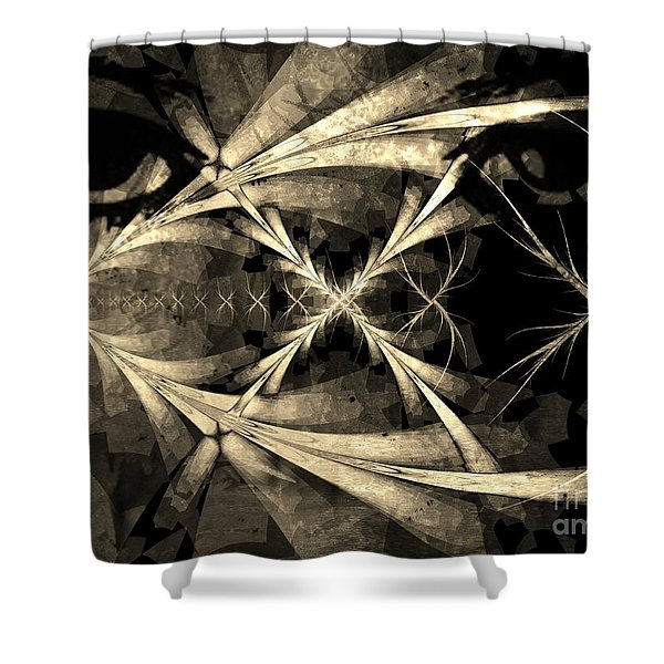 Persistence Of Other Peoples Memory Shower Curtain