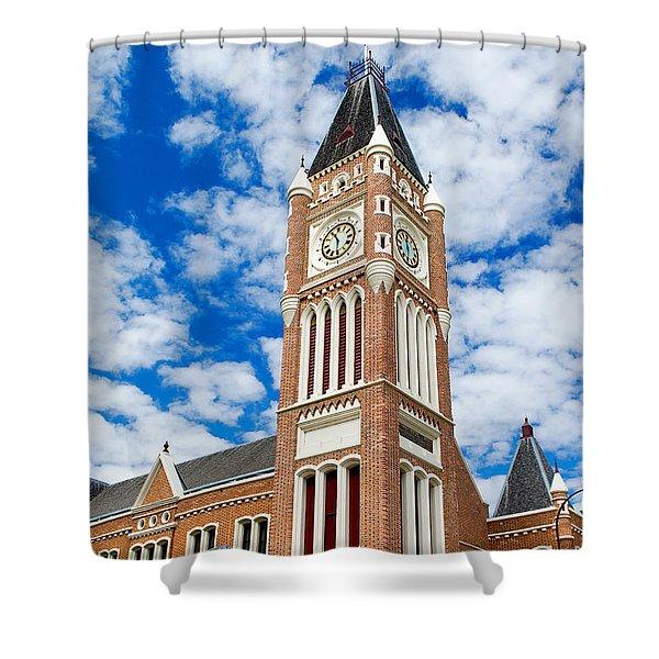 Perth Town Hall Shower Curtain