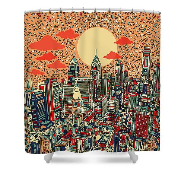 Philadelphia Dream Shower Curtain