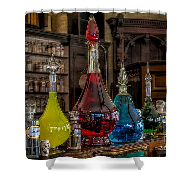 Pick An Elixir Shower Curtain