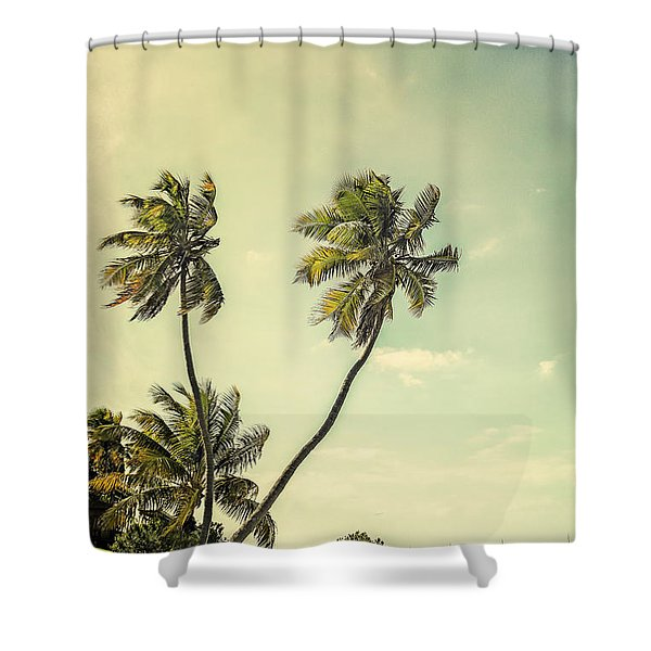 Piece Of Heaven Shower Curtain