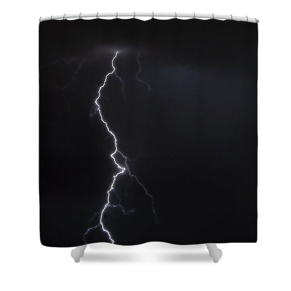Pierce The Night Shower Curtain