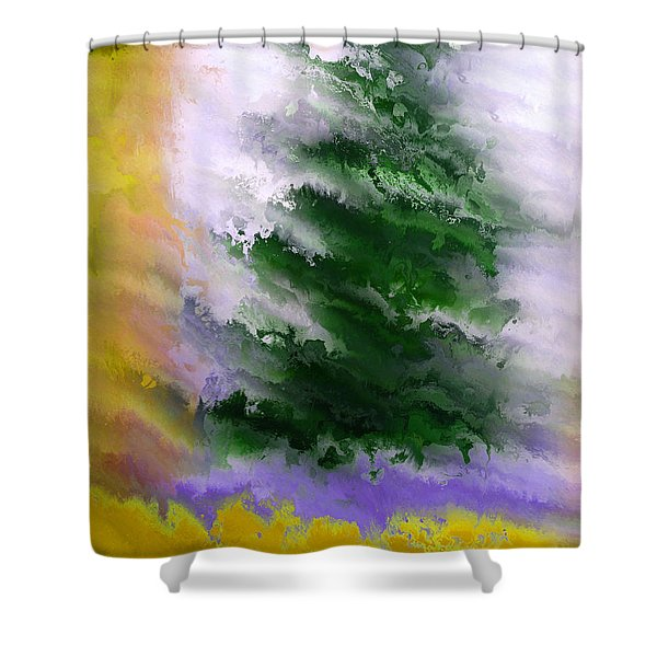 Pinehurst 119 Shower Curtain