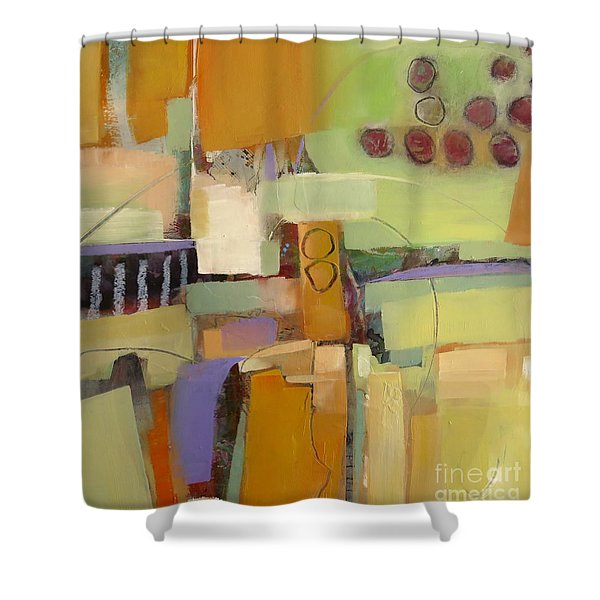 Playing By Ear Shower Curtain