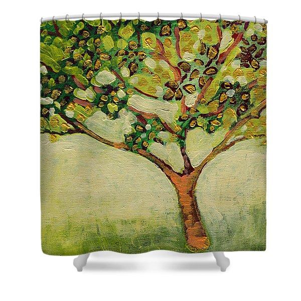 Plein Air Garden Series No 8 Shower Curtain