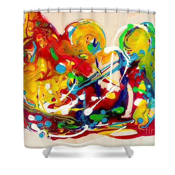 Plenty Of Gifts For Everybody Shower Curtain