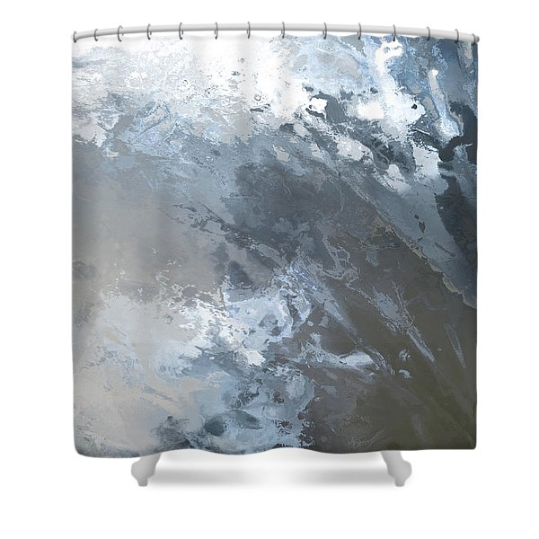 Pompeii Shower Curtain
