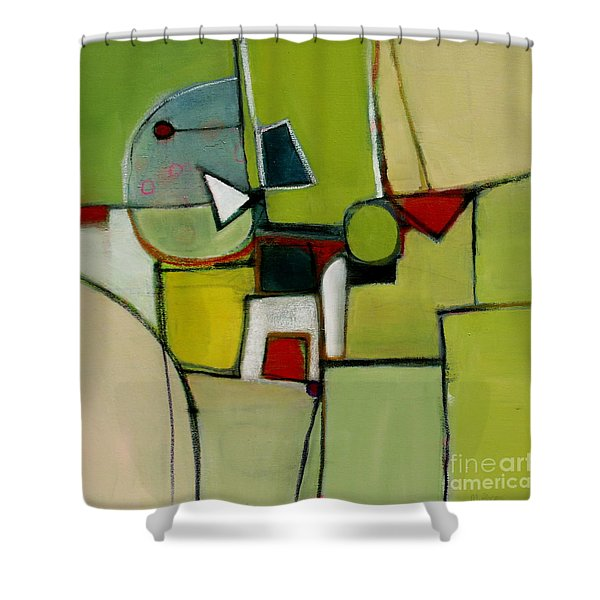 Portal No.1 Shower Curtain