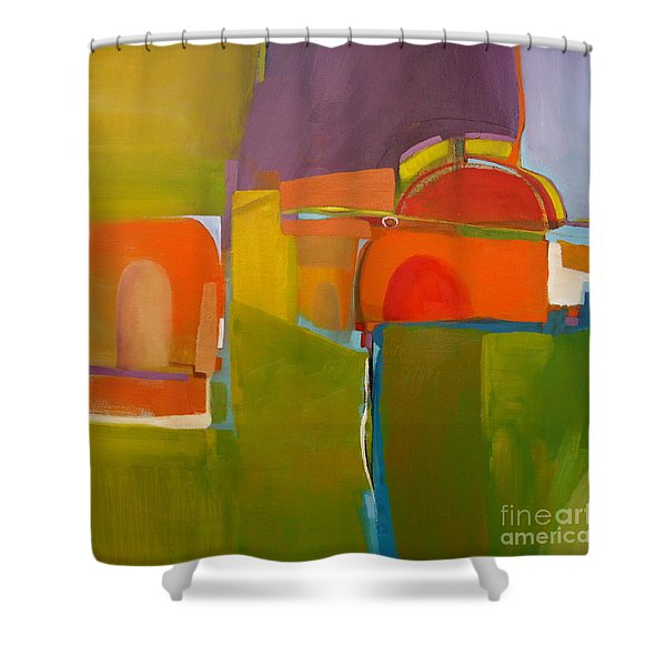 Portal No. 2 Shower Curtain