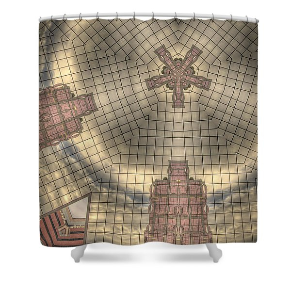 Portland Transformed Shower Curtain