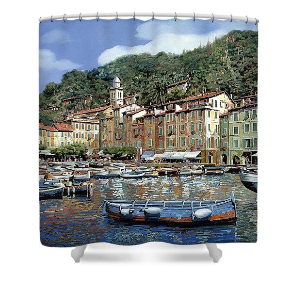 Portofino Shower Curtain