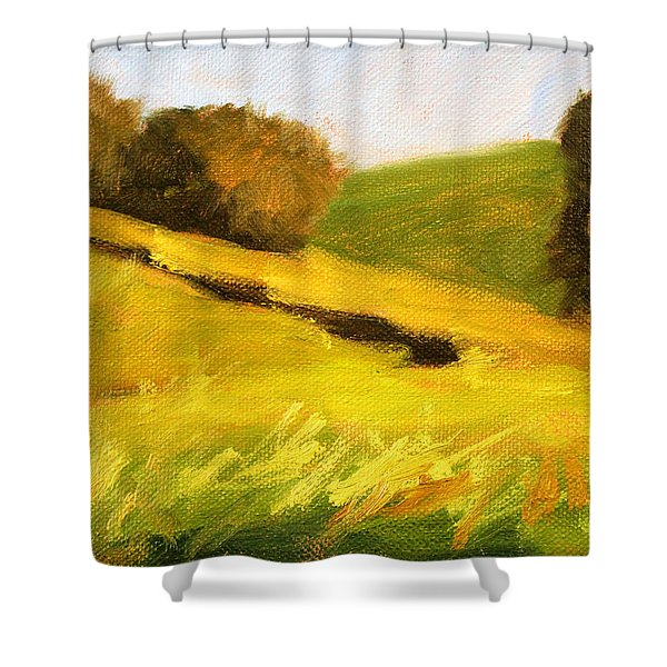 Prairie Hills Shower Curtain