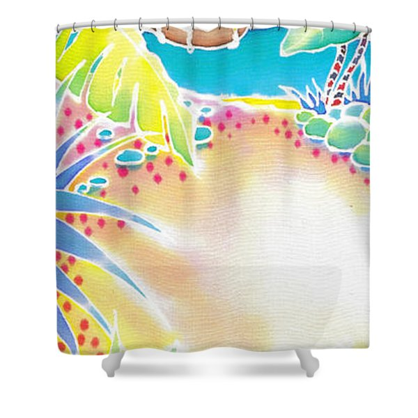 Precious Morning Shower Curtain
