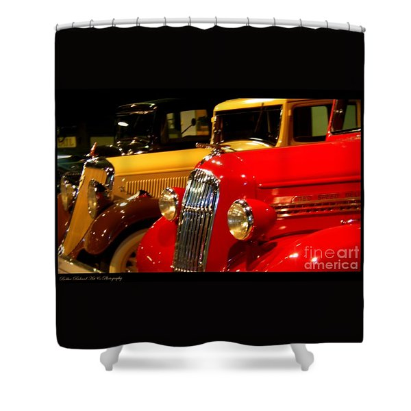 Preserved Classics Shower Curtain