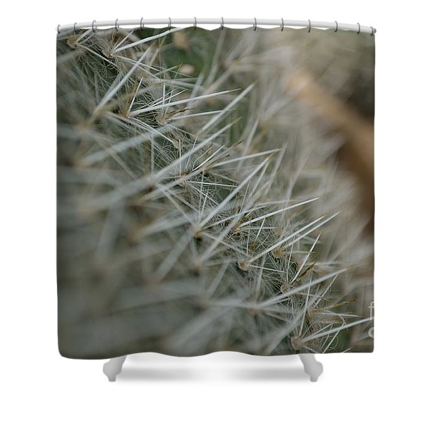 Shower Curtain featuring the photograph Prickly Pear by Scott Lyons