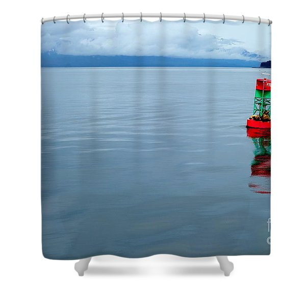 Prime Real Estate  Shower Curtain