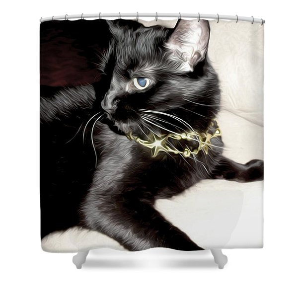 Princess Lucy Shower Curtain