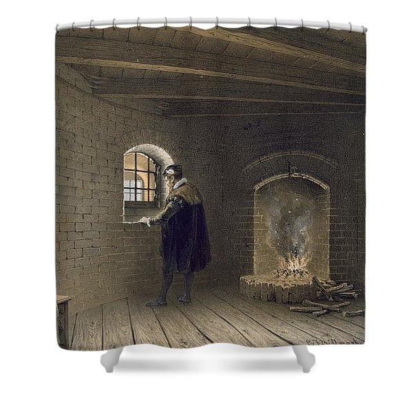 Prison Of Duke John, Son Of Gustav I Shower Curtain