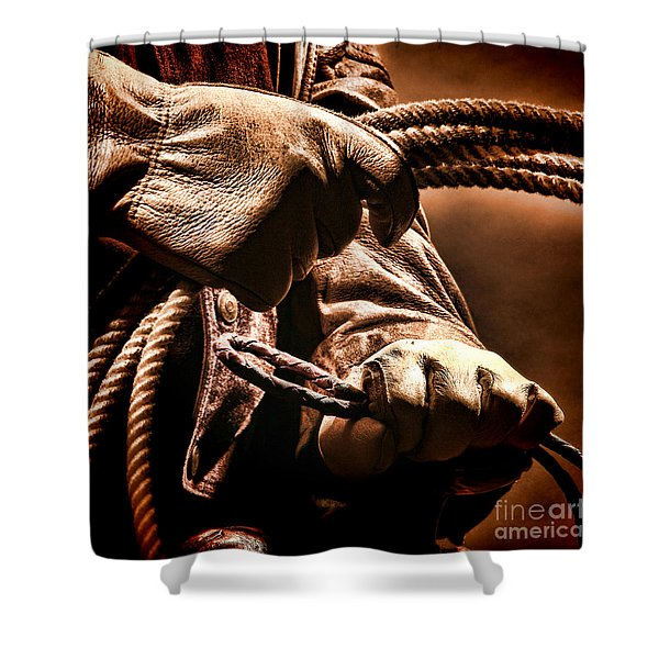 Ranch Hands Shower Curtain