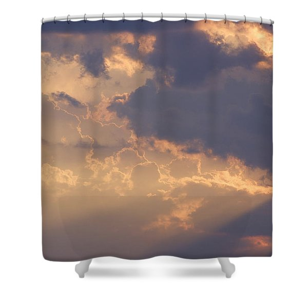 Reach For The Sky 9 Shower Curtain