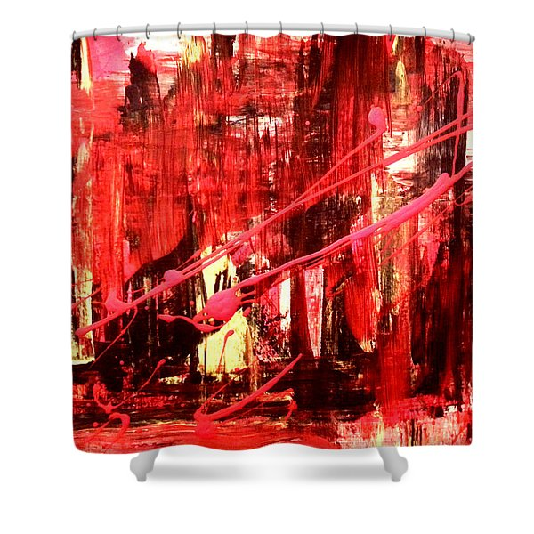 Redwood Forest Shower Curtain