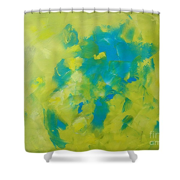 Refreshing Shower Curtain