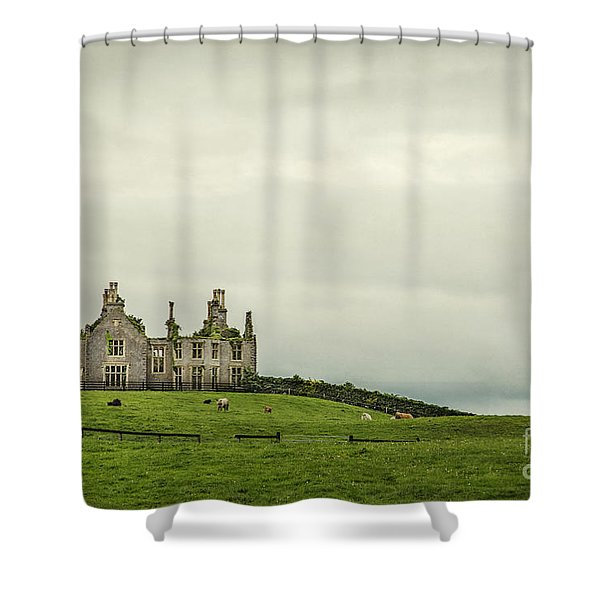 Reign Over Me Shower Curtain
