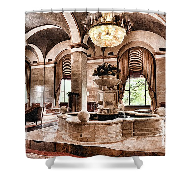 Renaissance Cleveland Hotel - 1 Shower Curtain