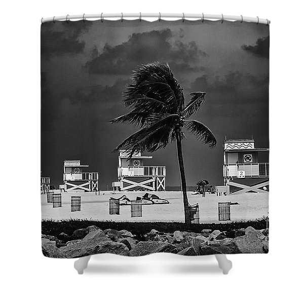 Rescue Ready Shower Curtain