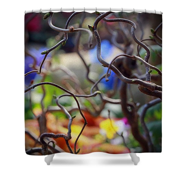 Reverie Shower Curtain