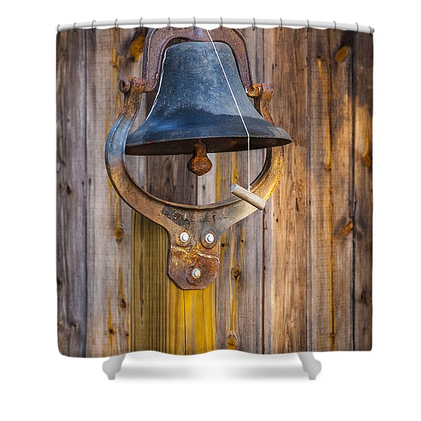 Ring My Tennessee Bell Shower Curtain