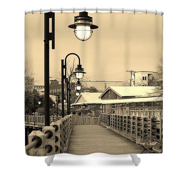 Riverfront Shower Curtain