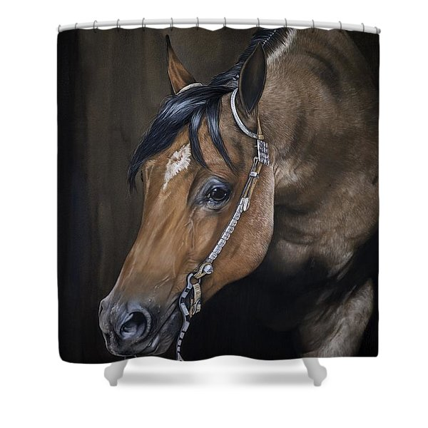 Roanie Shower Curtain