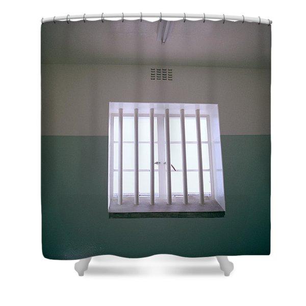 Robben Island Shower Curtain