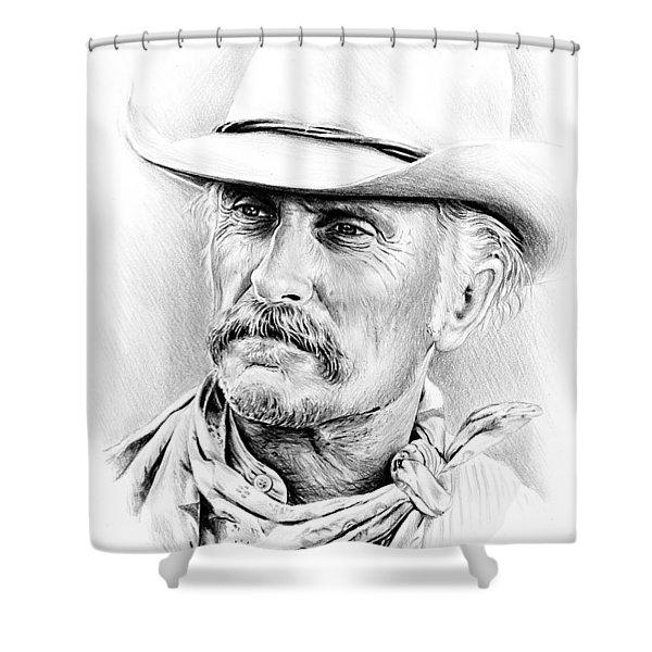 Robert Duvall Shower Curtain