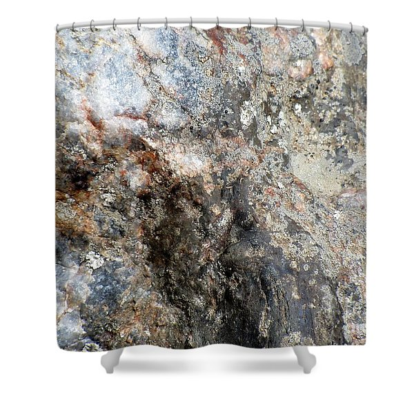 Rock Three Shower Curtain
