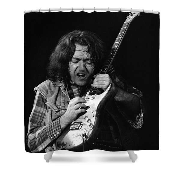 Rory Gallagher 1 Shower Curtain
