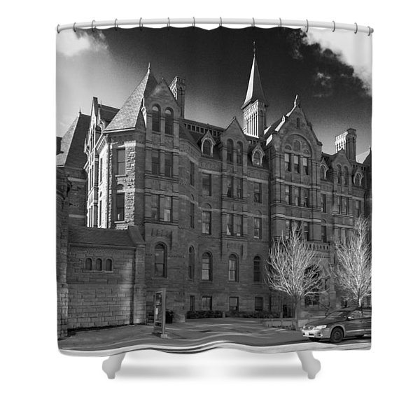 Royal Conservatory Of Music Shower Curtain