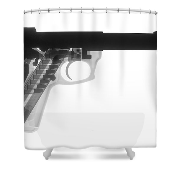 Ruger 22 45 Shower Curtain