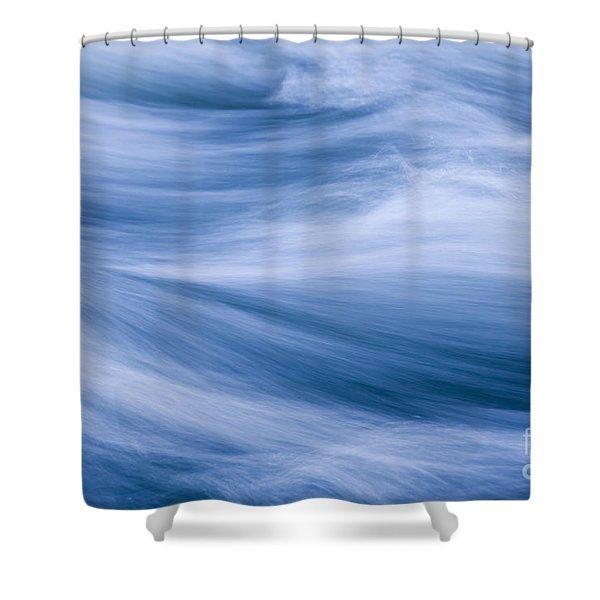 Rushing River Shower Curtain
