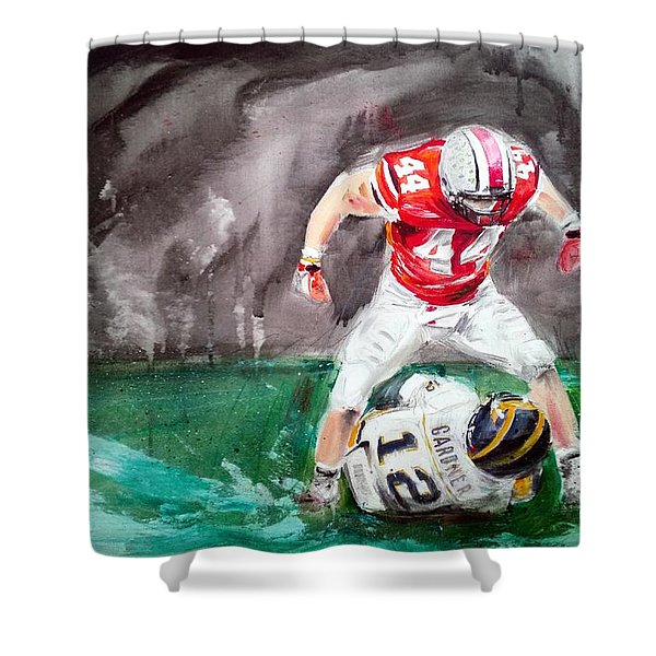 Sacked Shower Curtain