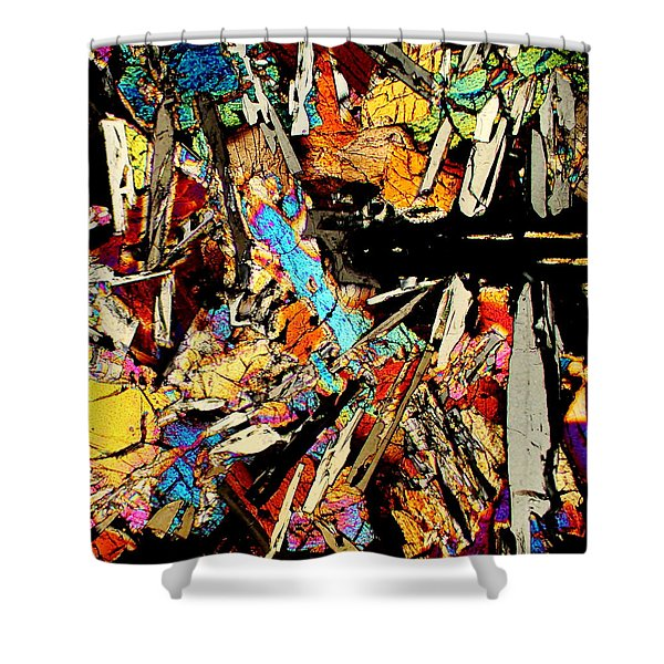 Cave Of Dreams Shower Curtain