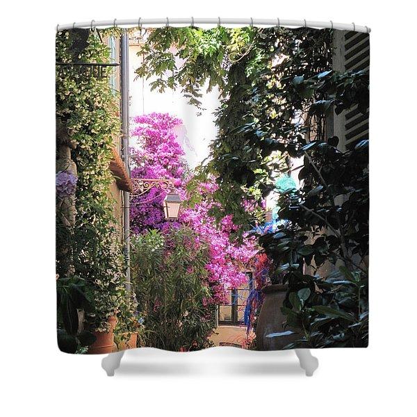 St Tropez Shower Curtain