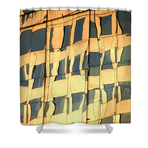Santiago Reflection II Shower Curtain