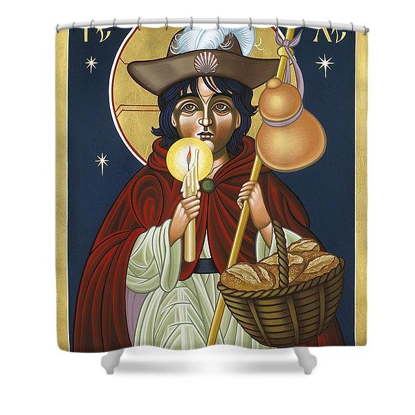 Santo Nino De Atocha 133 Shower Curtain
