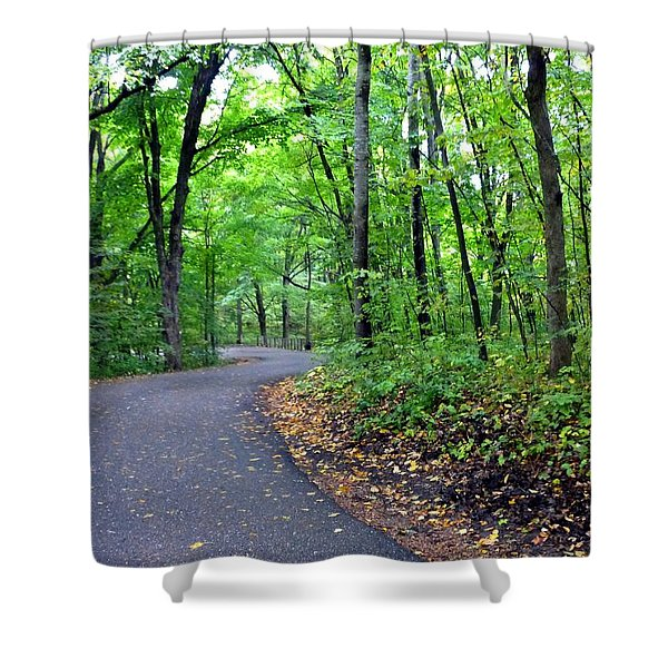 Scenic Minnesota 12 Shower Curtain