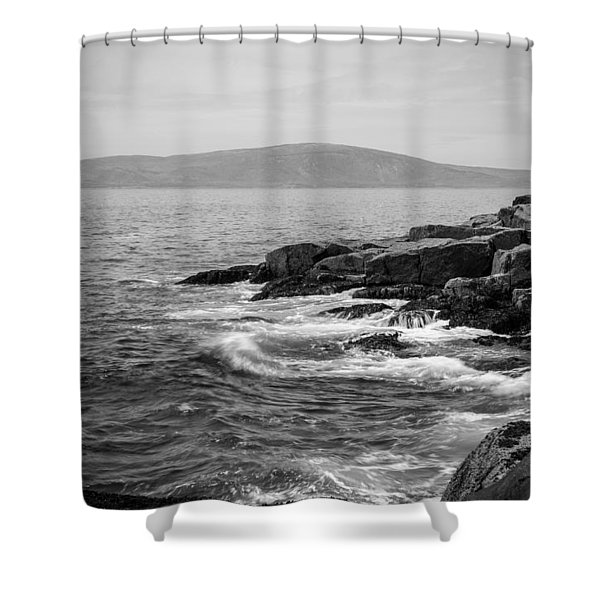 Schoodic Shower Curtain