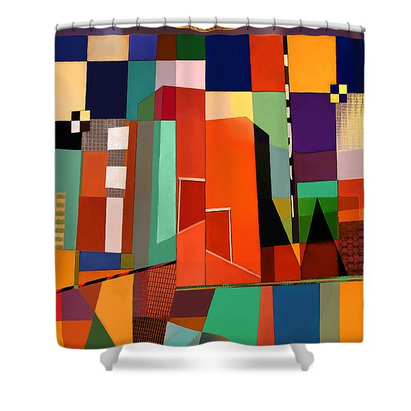 Science Museum Fort Worth Tx Shower Curtain