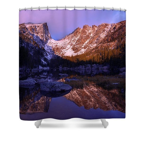 Second Light Shower Curtain