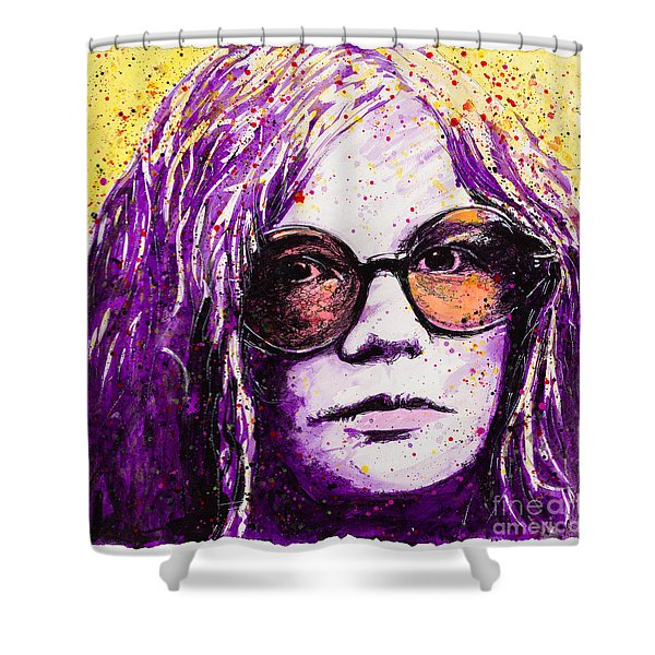Secrets Of My Soul Shower Curtain